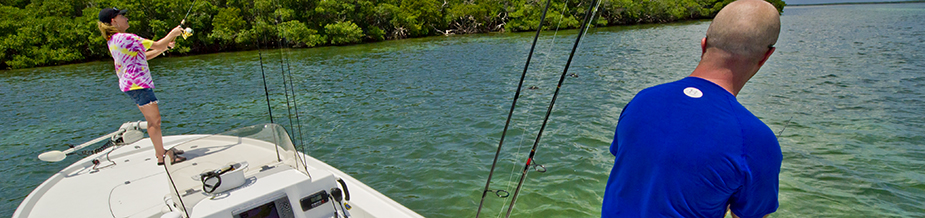 Backcountry Fishing Florida Keys Islamorada Marathon